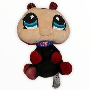 Littlest pet shop ladybug stuffed animal